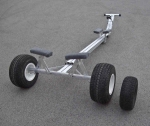 Trailex SUT-300-U Bunk Style Launching Dolly.  For Boats, Sailboats, Canoes, Kayaks