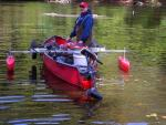Canoe Outrigger Stabilizer floats